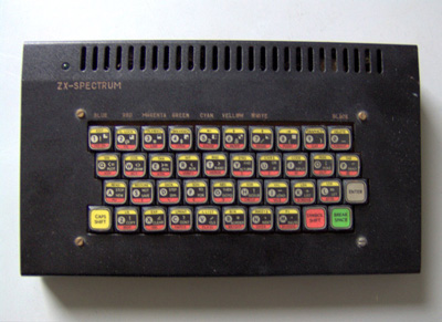 homebrew ZX Spectrum